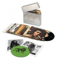 Bob Marley (Боб Марли): The Complete Island Recordings (Metal Box)