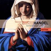Andrew Parrott (Эндрю Пэрротт): Carmelite Vespers