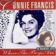 Connie Francis (Конни Фрэнсис): Where The Boys Are