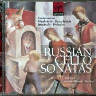 Truls Mork (Трульс Мёрк): Russian Cello Sonatas