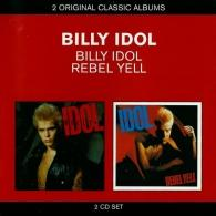Billy Idol (Билли Айдол): Billy Idol/ Rebel Yell