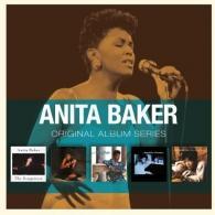 Anita Baker (Анита Бейкер): Original Album Series