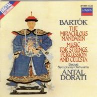 Antal Dorati (Антал Дорати): Bartok: The Miraculous Mandarin; Music For Strings