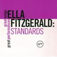 Ella Fitzgerald (Элла Фицджеральд): Standards