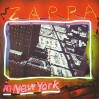 Frank Zappa (Фрэнк Заппа): Zappa In New York
