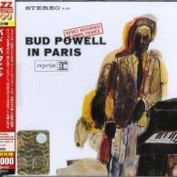 Bud Powell (Бад Пауэлл): Bud Powell In Paris