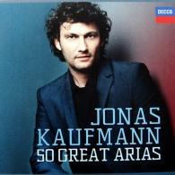 Jonas Kaufmann (Йонас Кауфман): 50 Great Arias