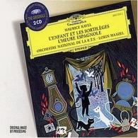 Lorin Maazel (Лорин Маазель): Ravel: L'Enfant Et Les Sortileges; L'Heure Espagno