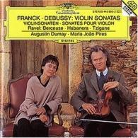 Augustin Dumay (Аугустин Думай): Franck / Debussy: Violin Sonatas