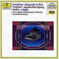 Leonard Bernstein (Леонард Бернстайн): Gershwin: Rhapsody in Blue / Copland: Appalachian