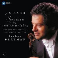 Itzhak Perlman (Ицхак Перлман): Sonatas & Partitas - Itzhak Perlman