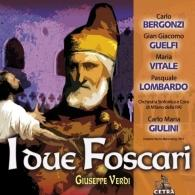 Carlo Maria Giulini (Карло Мария Джулини): Cetra Verdi Collection: I Due Foscari