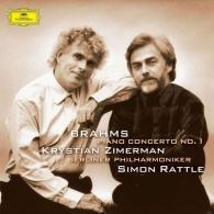 Krystian Zimerman (Кристиан Цимерман): Brahms: Piano Concerto No. 1