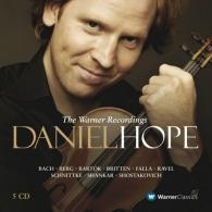Daniel Hope (Дэниэл Хоуп): Daniel Hope - The Warner Recordings