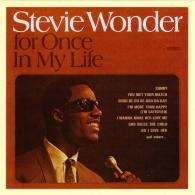 Stevie Wonder (Стиви Уандер): For Once In My Life