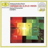 Karl Boehm (Карл Бём): Mozart: Symphonies Nos. 25, 29