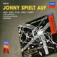 Lothar Zagrosek (Лотар Загрошек): Krenek: Jonny Spielt Auf