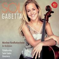 Sol Gabetta (Соль Габетта): Tschaikowsky, Saint Saens, Ginastera
