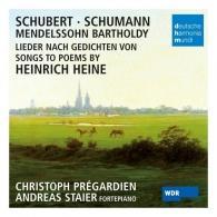 Christoph Pregardien (Кристоф Прегардьен): Songs To Poems By Heinrich Heine