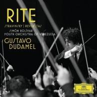 Gustavo Dudamel (Густаво Дудамель): Stravinsky: Le Sacre Du Printemps; Revultas
