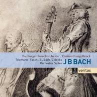 Thomas Hengelbrock (Томас Хенгельброк): Bach, Telemann, Fasch, Zelenka