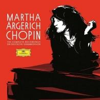 Martha Argerich (Марта Аргерих): Chopin Complete Recordings On Dg