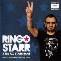 Ringo Starr (Ринго Старр): Live At The Greek Theatre 2008