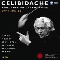Sergiu Celibidache (Серджиу Челибидаке): Celibidache Edition - Symphonies