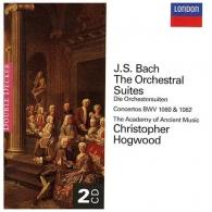 Christopher Hogwood (Кристофер Хогвуд): Bach: Orchestral Suites