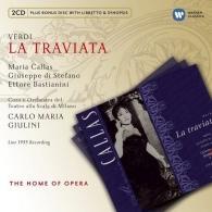 Maria Callas (Мария Каллас): La Traviata