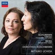 Mitsuko Uchida (Мицуко Утида): Schumann & Berg