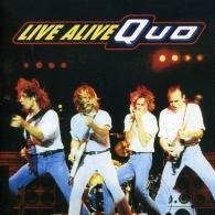 Status Quo (Статус Кво): Live Alive Quo