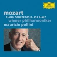 Maurizio Pollini (Маурицио Поллини): Mozart: Piano Concertos K. 453 & 467