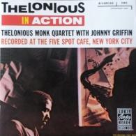 Thelonious Monk (Телониус Монк): Thelonious In Action
