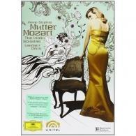 Anne-Sophie Mutter (Анне-Софи Муттер): Mozart: The Violin Sonatas