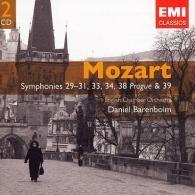 Daniel Barenboim (Даниэль Баренбойм): Symphonies Nos. 29,31,33,34,38&39