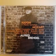Alfred Brendel (Альфред Брендель): Haydn, Mozart: Sonatas