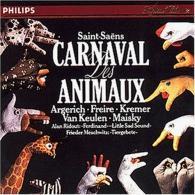 Martha Argerich (Марта Аргерих): Saint-Saens: Carnival Des Animaux