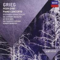 Herbert Blomstedt (Герберт Блумстедт): Grieg: Piano Concerto; Peer Gynt