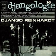 Django Reinhardt (Джанго Рейнхардт): 1947-1949