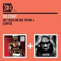50 Cent (50 центов): Get Rich Or Die Tryin'/ Curtis