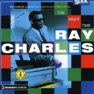 Ray Charles (Рэй Чарльз): Right Time - Platinum Collection