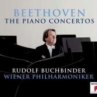 Rudolf Buchbinder (Рудольф Бухбиндер): The Piano Concertos
