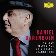 Daniel Barenboim (Даниэль Баренбойм): Complete Solo Recordings On Deutsche Grammophon, Westminster And Philips