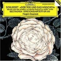 "Hagen Quartett (Квартет Хаген): Schubert: ""Death And The Maiden""/ Beethoven: String Quartet op.135"