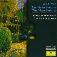 Pinchas Zukerman (Пинхас Цукерман): Brahms: Violin Sonatas