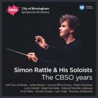 Simon Rattle (Саймон Рэттл): Simon Rattle & His Soloists - The Cbso Years