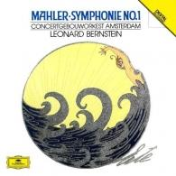 "Leonard Bernstein (Леонард Бернстайн): Mahler: Symphony No.1 in D ""The Titan"""
