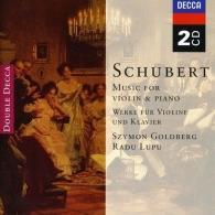 Szymon Goldberg (Симон Голдберг): Schubert: Music for Violin & Piano; Arpeggione Son