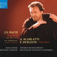 Thomas Hengelbrock (Томас Хенгельброк): Scarlatti / Bach / Durante